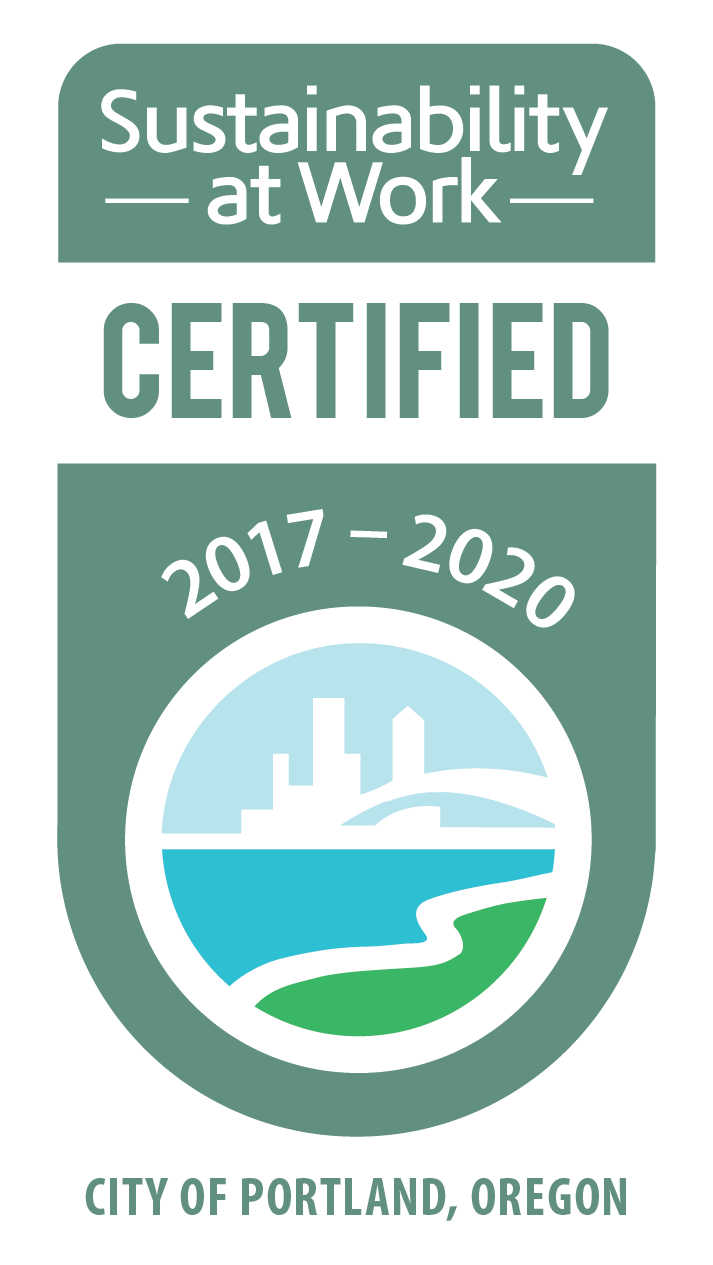 Sustainability At Work Certification Awarded To Nws Northwest Staffing