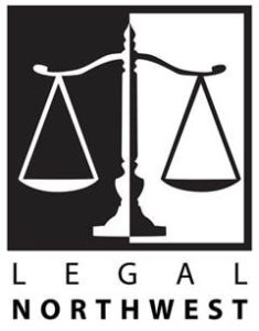 Legal Staffing Logo - Legal Northwest