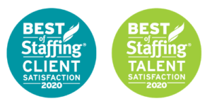 2020 Best Of Staffing Logos