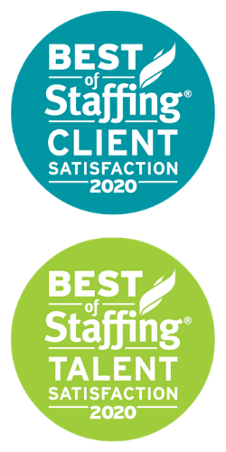 2020 Best Of Staffing Logos V2 - NW Staffing Resources