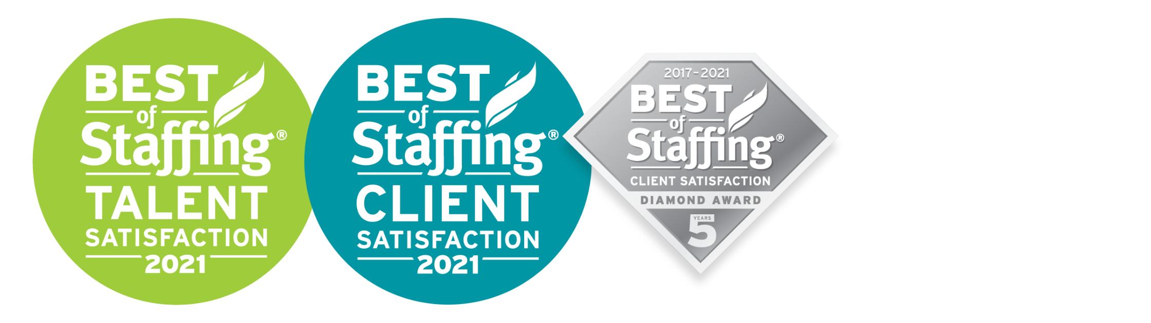 2021 Best of Staffing Blog Image